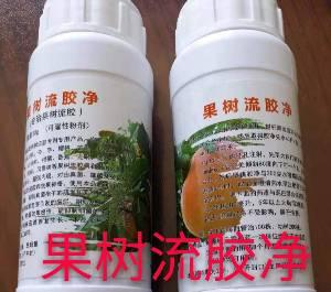 果树流胶净,专治各种果树流胶,桃胶净