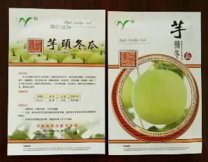 台湾进口芋头冬瓜品种