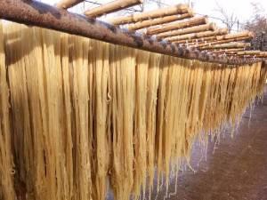 传统纯手工红薯粉条无添加营养筋道纯地瓜粉条酸辣粉火锅粉一件代发